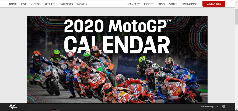 Moto Gp, arriva il calendario ufficiale: si parte da Jerez