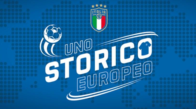 La Nazionale scende in campo per 'Uno Storico Europeo'