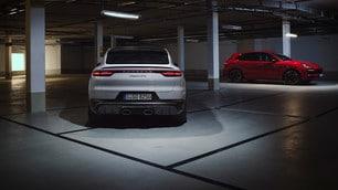 Nuova Porsche Cayenne GTS 2020: foto