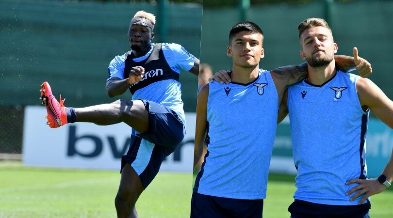 Lazio, grinta Caicedo! Milinkovic e Correa coppia gol