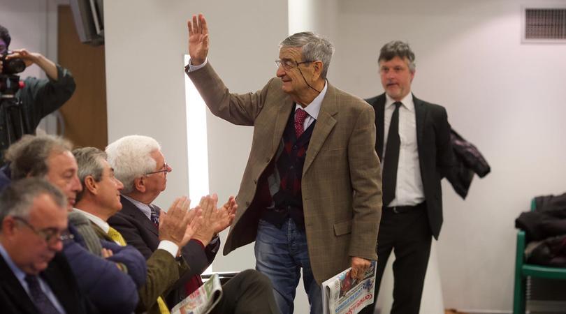 Morto Gildo Giannini, il dirigente che portò Francesco Totti alla Roma
