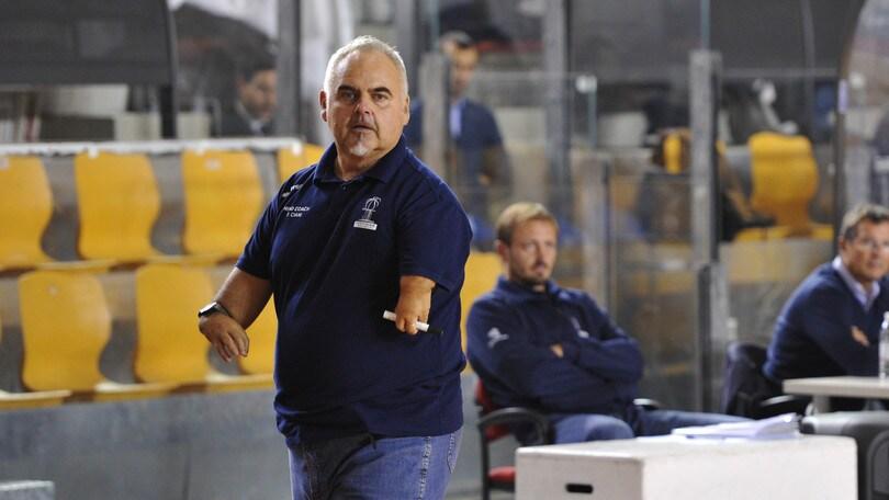 La Fortitudo Agrigento riparte dalla Serie B