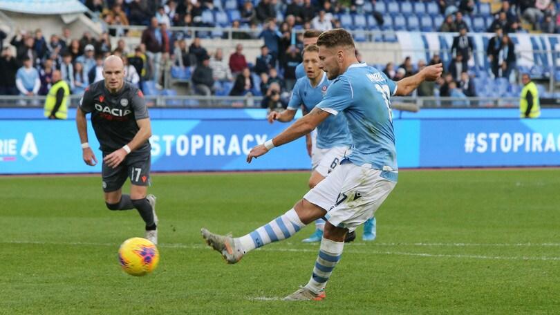 Serie A, record rigori fischiati: Lazio squadra al top in Europa