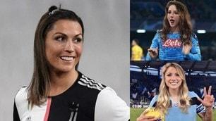Face App, i campioni di Serie A diventano…donne