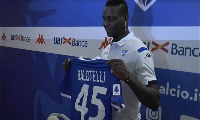 Brescia, Balotelli ancora assente