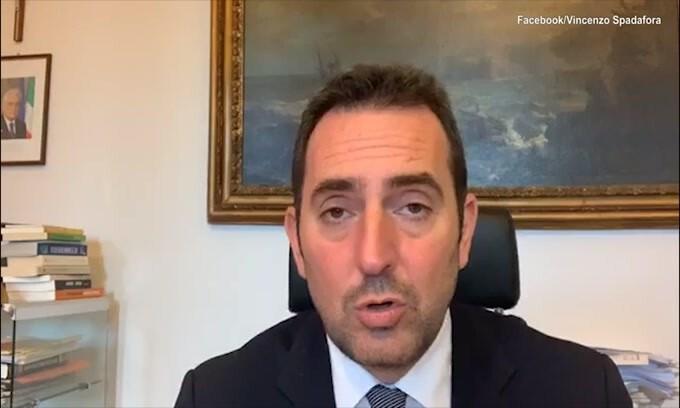 """Spadafora: """"Non fate l'esempio della Serie A che ha ripreso..."""""""