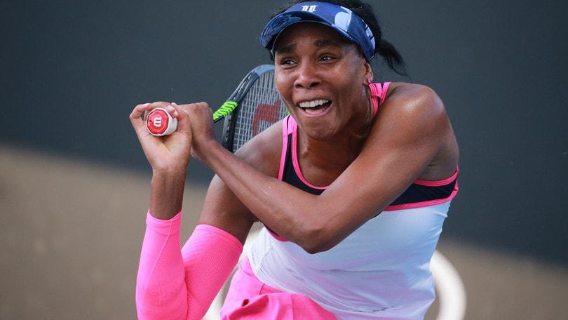 Venus Williams compie 40 anni