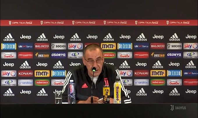 """Sarri: """"Gattuso? Mi piace molto"""""""