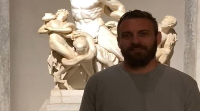 """De Rossi: """"Venite a visitare i Musei Vaticani"""""""