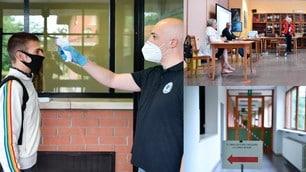 Esami di maturità ai tempi del Coronavirus: mascherine, termoscanner e banchi distanziati