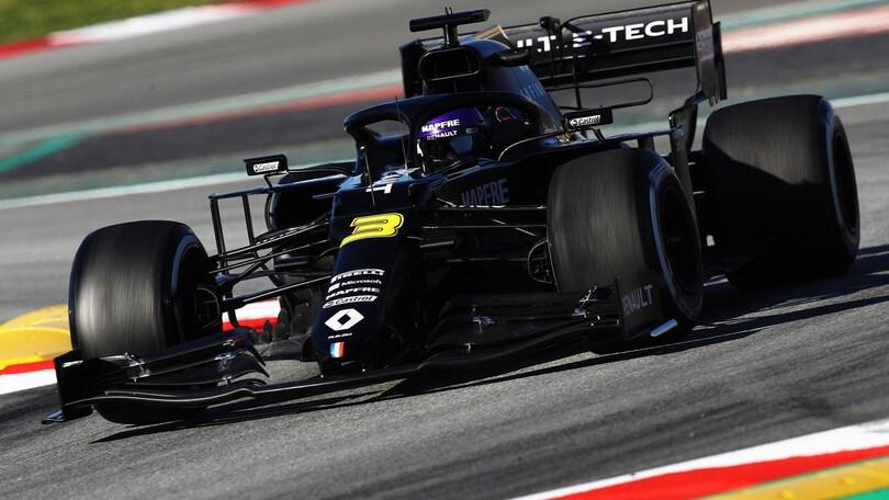F1, anche la Renault torna in pista: Ricciardo e Ocon al Red Bull Ring