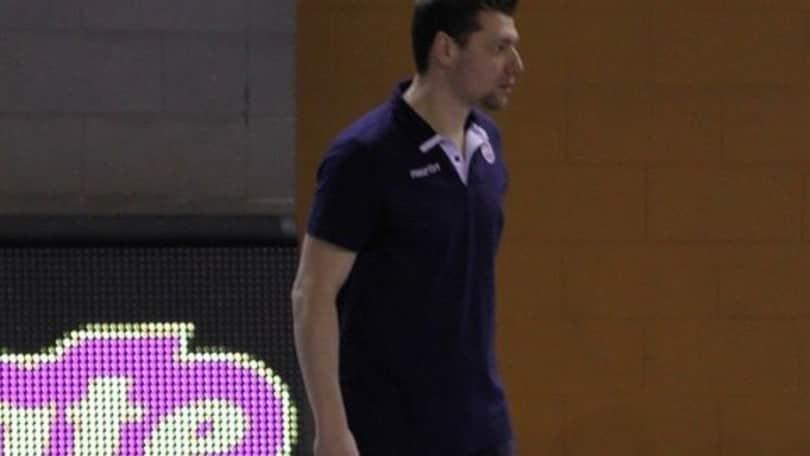 Daniele Turino è il nuovo tecnico di Bergamo