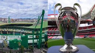 Champions League, gli stadi della Final Eight