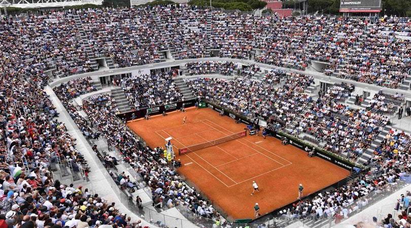 Internazionali di tennis di Roma dal 20 settembre