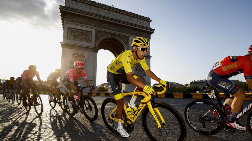 Il Tour de France diventa esport: sarà virtuale e in diretta tv