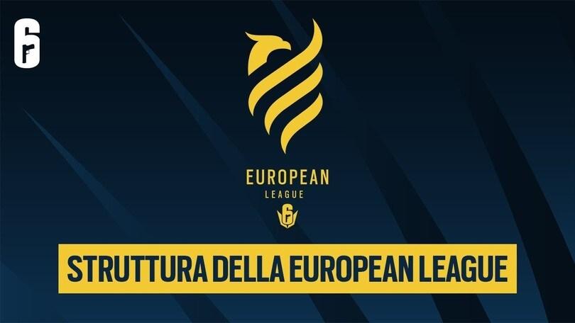 Al via l'EUL, il nuovo Campionato Europeo di Rainbow Six