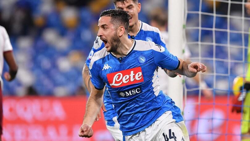Napoli, anche Manolas convocato da Gattuso contro la Lazio
