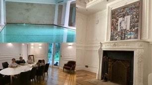 Icardi e Wanda Nara mostrano le prime foto della nuova casa a Parigi
