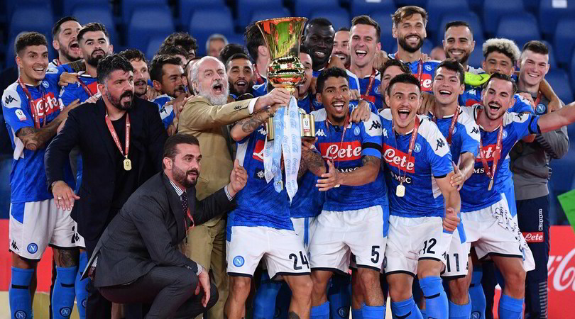 Coppa Italia | News, Calendario, risultati - Corrieredellosport.it