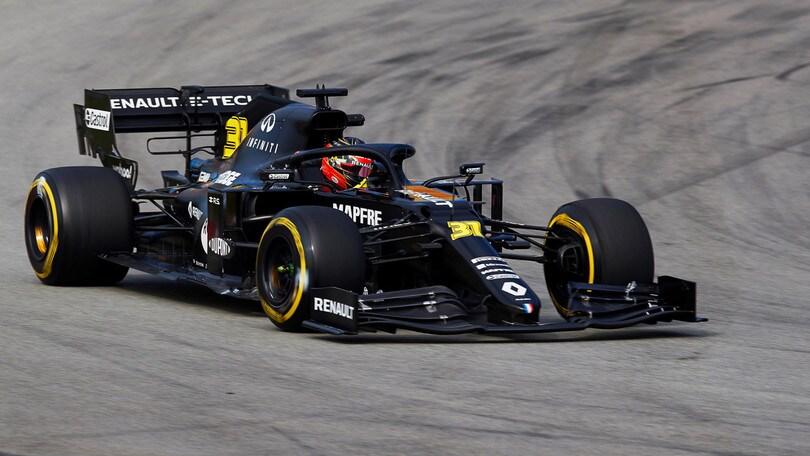 F1, Ocon dopo il test al Red Bull Ring: