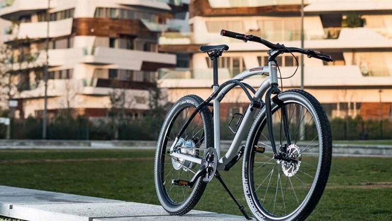 E-bike Moto Morini, quattro nuovi modelli con l'antifurto