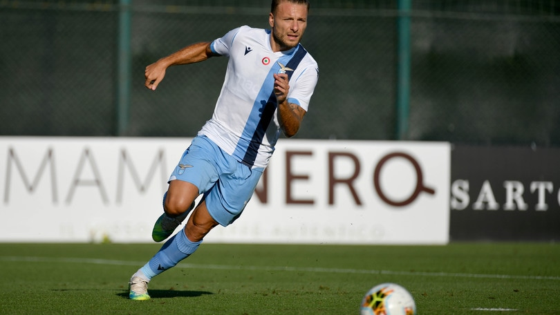 Lazio ok contro la Ternana: 7-2, doppiette Immobile e Vavro