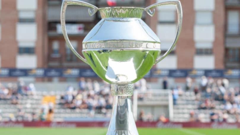 Coppa Italia serie C: la finale sabato 27 a Cesena