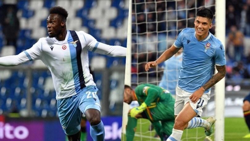 Lazio, Caicedo sfida Correa: in palio il posto vicino a Immobile
