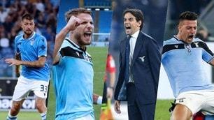 Lazio, i numeri del successo: tutti i dati record per il sogno scudetto