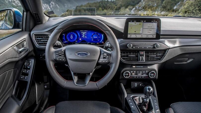 Ford Focus, con il mild-hybrid ecco l'EcoBoost 1.0
