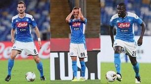 Ecco come sarà il Napoli di Gattuso: chi resta, chi parte e chi è in bilico FOTO