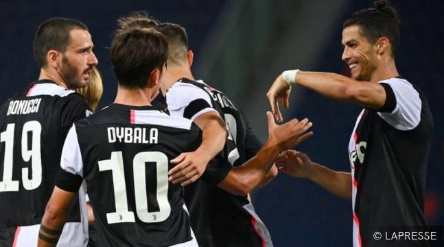 Ecco la Juve. Il Milan vince a Lecce VIDEO