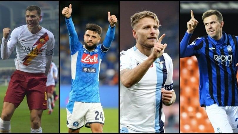 Serie A: tutte le probabili formazioni della 27ª giornata
