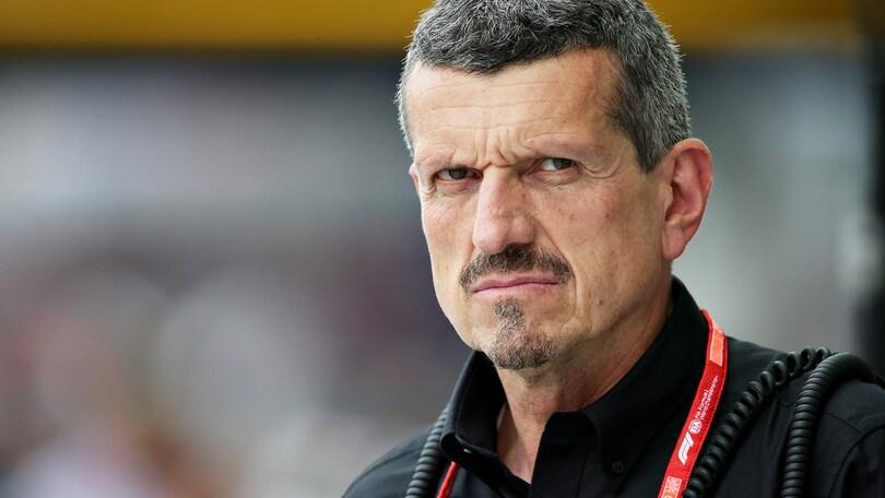 F1 Haas, Steiner: