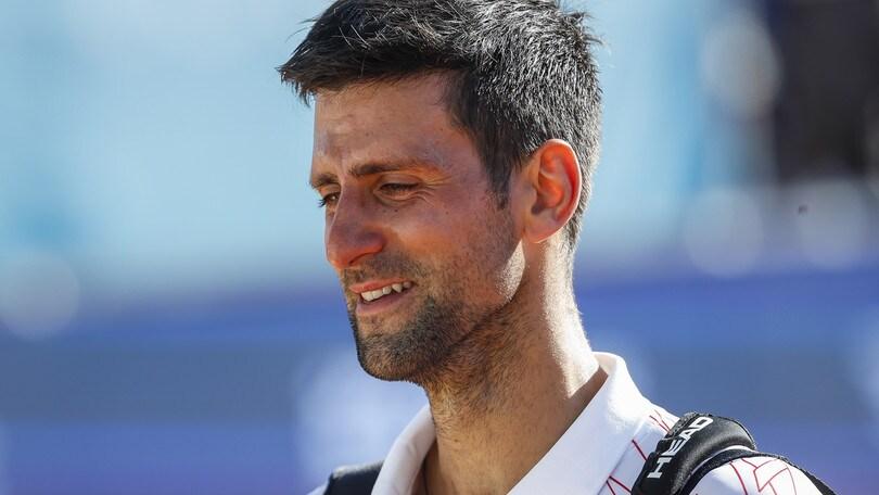 Djokovic e la moglie positivi al Coronavirus, il tennis ora è sotto shock