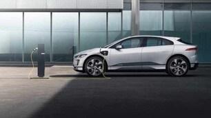 Jaguar I-Pace 2021: le immagini