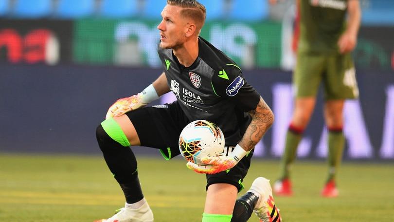 Roma, addio Olsen: il portiere è a un passo dal Bayer Leverkusen