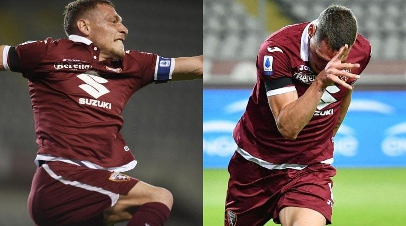 Belotti si riscatta ed alza la cresta: super gol in Torino-Udinese