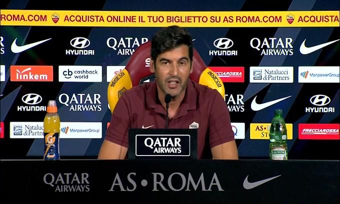 """Fonseca: """"Mi piacerebbe rimanere a Roma"""""""