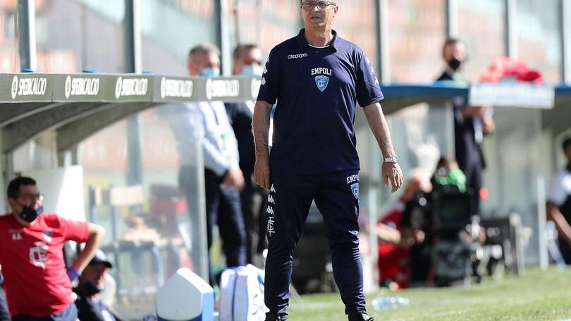 Empoli, contro il Benevento è la sfida di Marino