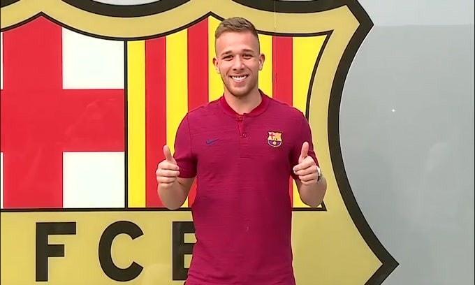 Juve-Arthur, il calciatore vuole trasferirsi in bianconero