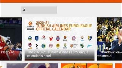 Basket, Eurolega: uscito il calendario 2020-2021
