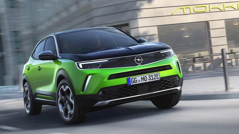 Nuova Opel Mokka: le immagini