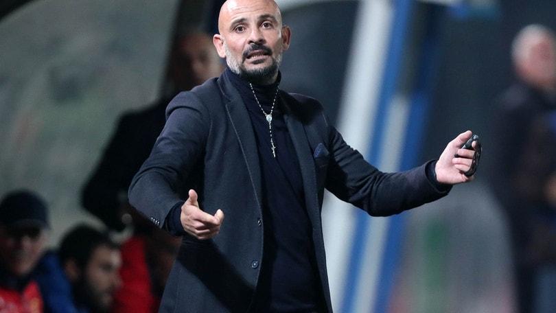 Casertana, risolto il contratto con l'allenatore Ginestra