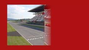 Ferrari al Mugello, le emozioni dei test in 40''
