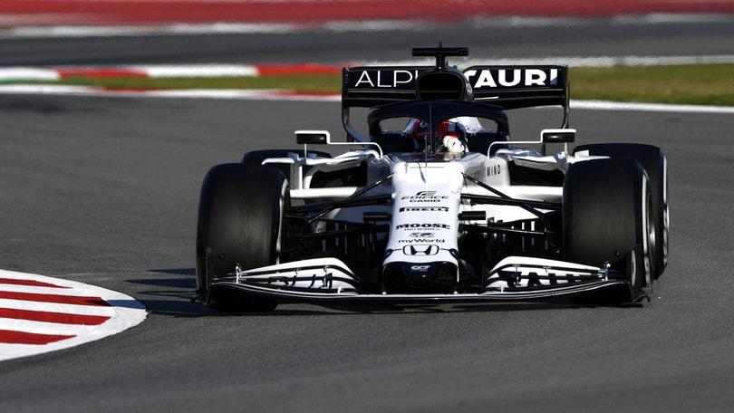 F1 AlphaTauri, test a Imola  pensando all'Austria