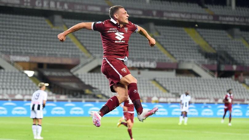 Fiorentina, due nomi per l'attacco: Belotti e Piatek