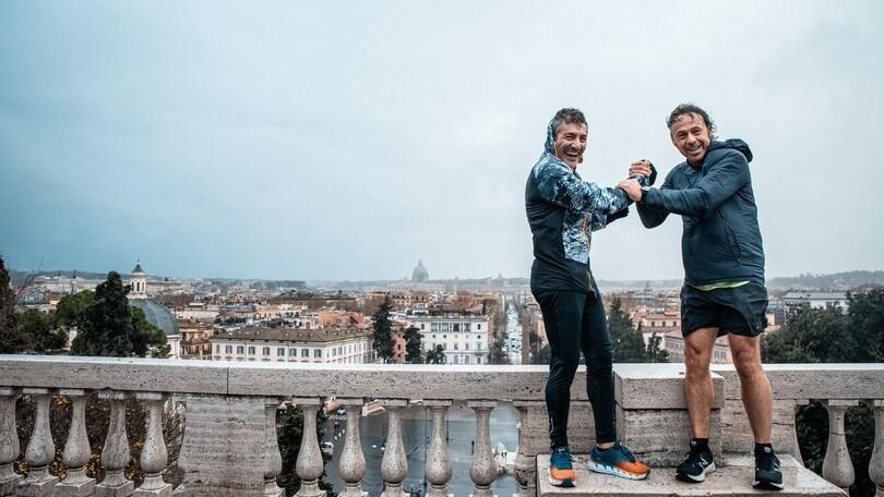 Emanuele Tornaboni: A Roma il running in crescita, i Get Ready di Acea Run Rome The Marathon progetto straordinario
