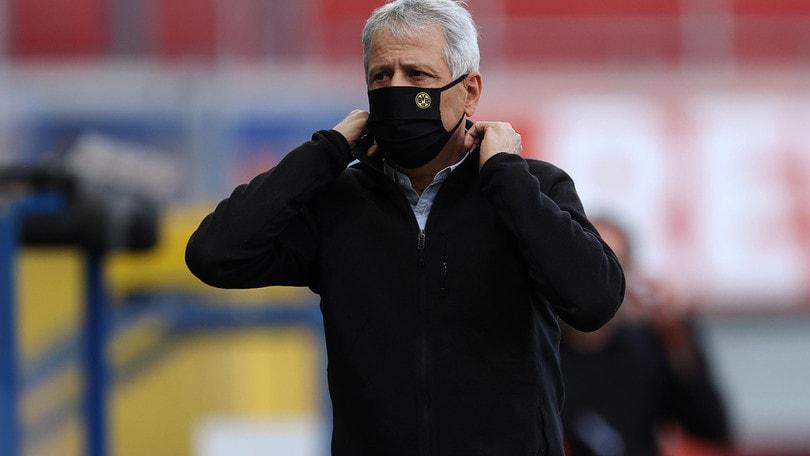 Borussia Dortmund, Favre confermato per la prossima stagione