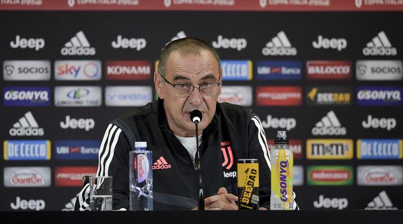 """Sarri: """"Se Pjanic sarà ceduto non sarà per motivi tecnici. Arthur? È del Barcellona"""""""